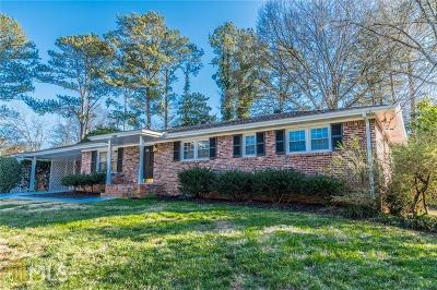 Marietta Single Family Home New: 2334 Carrington