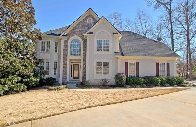 Peachtree City Single Family Home New: 142 Trillium Reach