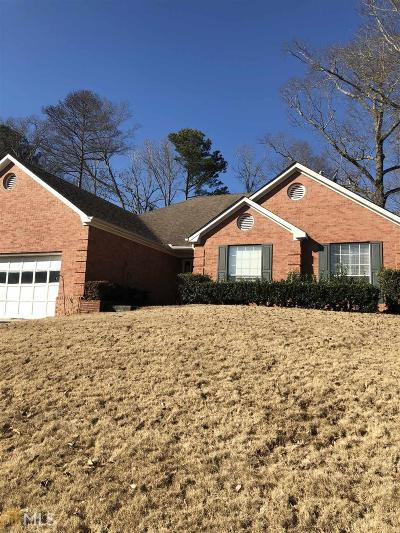 Clayton County Single Family Home New: 86 Gleneagles Dr #A/11