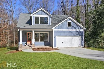 Chamblee Single Family Home Under Contract: 3455 Keswick Ct