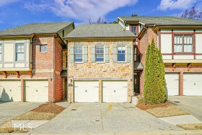 Alpharetta Condo/Townhouse New: 760 Township Cir