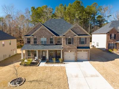 Alpharetta Single Family Home New: 4495 Mossbrook Cir