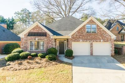 Roswell Single Family Home New: 1015 Grace Hill Dr