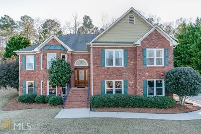 Dacula Single Family Home New: 1560 Windsong Park Dr