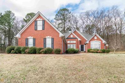 Henry County Single Family Home New: 285 Dorsey Rd