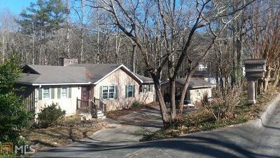 Hall County Single Family Home Under Contract: 344 Hollywood Cir