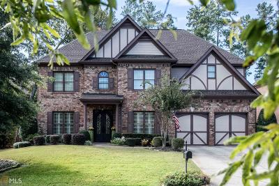 Suwanee Single Family Home New: 875 Gallatin Way