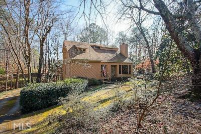 Marietta Single Family Home New: 2586 Spencers Trce
