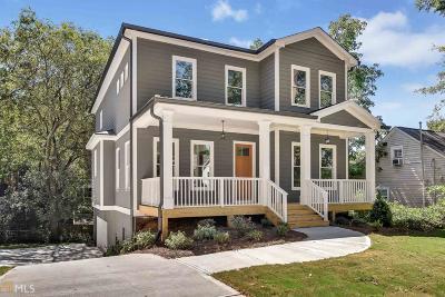 Atlanta Single Family Home New: 905 Emerson Ave