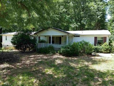 Loganville Single Family Home New: 1519 Lee Peters Rd