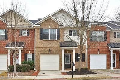 Alpharetta Condo/Townhouse New: 3045 Windcrest Ct