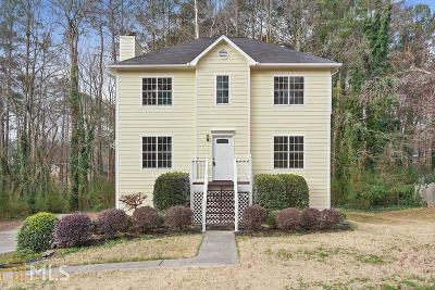 Marietta Single Family Home New: 857 Grindstone Dr