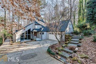 Marietta Single Family Home New: 686 Willow Mill Ct