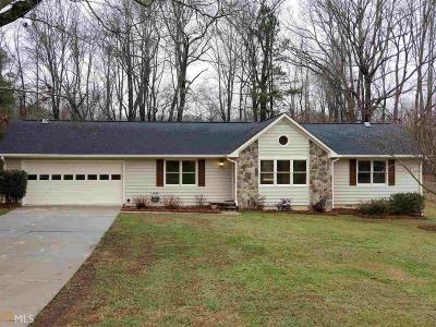 Hall County Single Family Home New: 4213 Green Valley