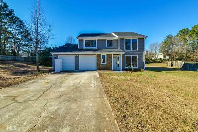 Lawrenceville Single Family Home New: 2455 Spill Way Court