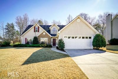 Gainesville Single Family Home New: 3111 Centurion Dr