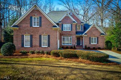 Cumming Single Family Home New: 3910 Homestead Ridge Dr