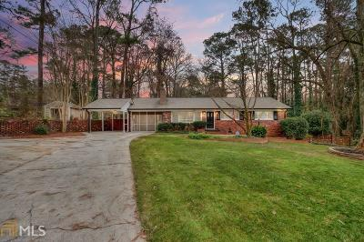 Marietta Single Family Home New: 227 Terrydale Dr