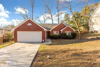 Lithonia Single Family Home New: 539 Woodstone Road