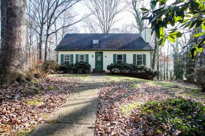 Marietta Single Family Home New: 2350 Buck Dr