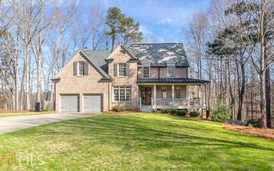 Alpharetta Single Family Home New: 525 Mossy Creek Ct