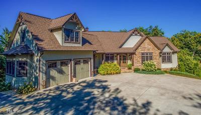 Blue Ridge Single Family Home For Sale: 167 Davenport Mountain