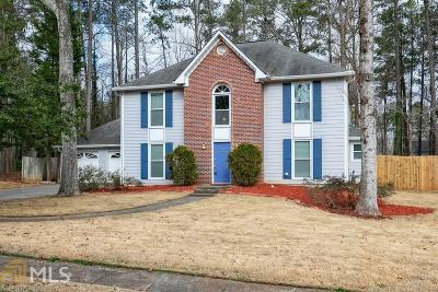 Powder Springs Single Family Home New: 4130 Poplar Trl