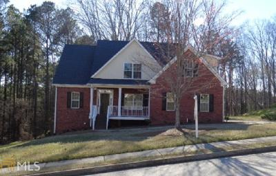 Loganville Single Family Home New: 4209 Pine Hill Dr