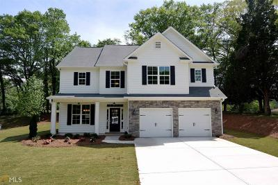 Hiram Single Family Home New: 18 Towne Park Dr #1