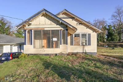 Oakland City Single Family Home For Sale: 1152 SW Oakland Dr