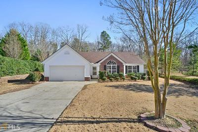 Gainesville Single Family Home New: 3917 Mercy Ct