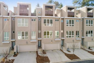Brookhaven Condo/Townhouse New: 2440 Field Way