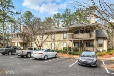Sandy Springs Condo/Townhouse Under Contract: 410 Woodcliff Dr