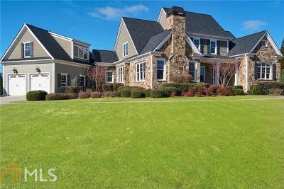 Milton Single Family Home New: 11468 Valmont Dr