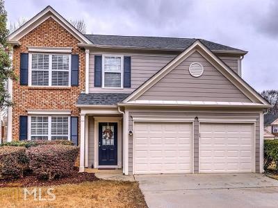 Alpharetta Single Family Home New: 610 Alstonefield Dr