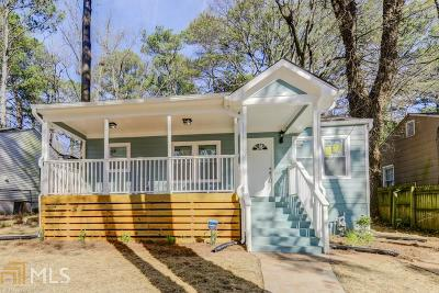 Hapeville Single Family Home For Sale: 279 Moreland Way