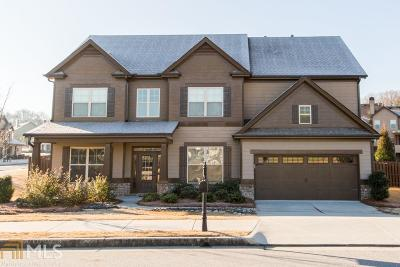 Hall County Single Family Home New: 6303 Stonebridge Cv