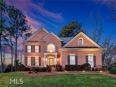 Suwanee Single Family Home New: 145 Grand Avenue
