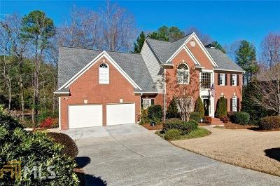 Roswell Single Family Home New: 195 Lochland Cir