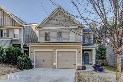 Acworth Single Family Home New: 5130 Acworth Landing Dr