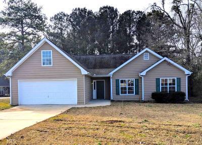 Covington Single Family Home New: 40 Ashton Ct
