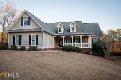 Oxford Single Family Home New: 600 Mt Tabor Rd