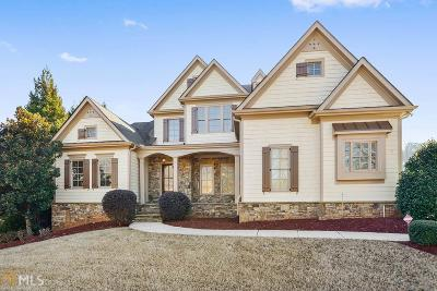 Cumming Single Family Home Under Contract: 4025 Preserve Crossing Ln