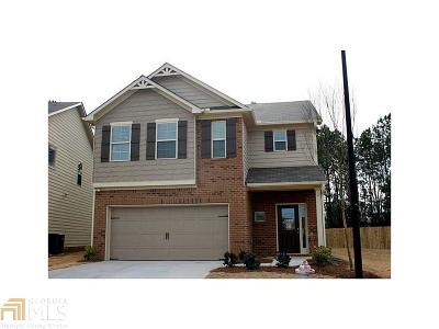 Loganville Single Family Home New: 621 Sweet Ashley Way