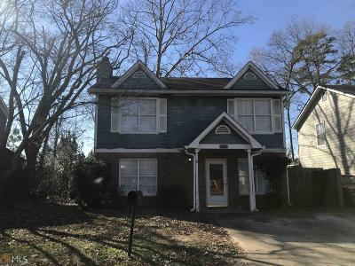 Buford Single Family Home New: 4791 Arden Drive