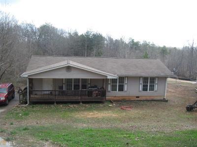 Hall County Single Family Home New: 2754 Oconee Dr