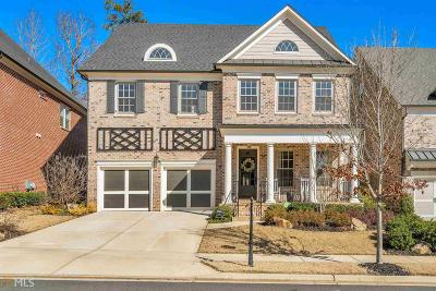 Alpharetta Single Family Home For Sale: 3647 Strath Dr