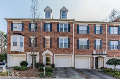 Roswell Condo/Townhouse Under Contract: 1303 Water Edge Trl