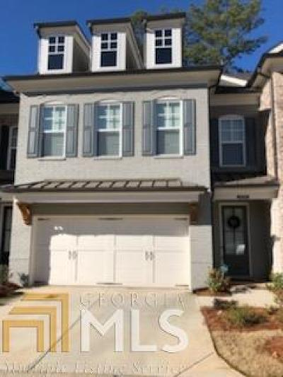 Roswell Condo/Townhouse New: 2025 Towneship Trl