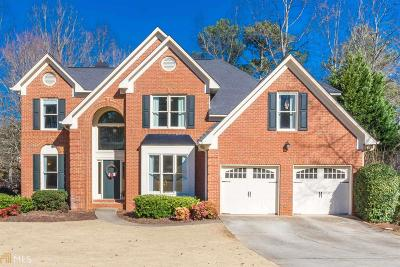 Suwanee Single Family Home New: 5690 The Twelfth Fairway